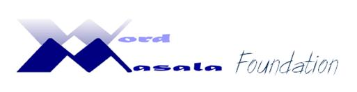 Word Masala Foundation logo